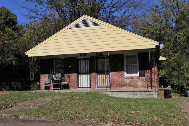 150 E Gage Ave, Memphis, TN 38109 (#10089022) :: RE/MAX Real Estate Experts