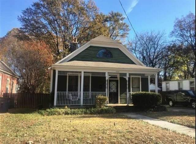 544 Summitt St, Memphis, TN 38104 (MLS #10089087) :: Gowen Property Group | Keller Williams Realty