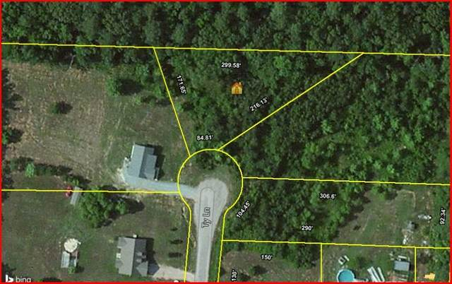 LOT #10 Ty Ln, Michie, TN 38357 (#10089096) :: RE/MAX Real Estate Experts
