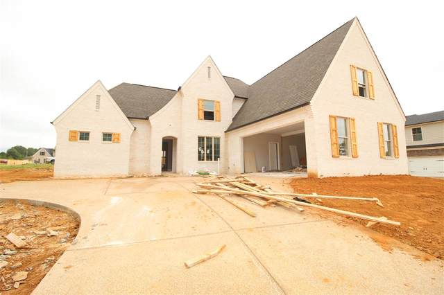 110 Cambridge Pass, Oakland, TN 38060 (MLS #10089104) :: Gowen Property Group | Keller Williams Realty