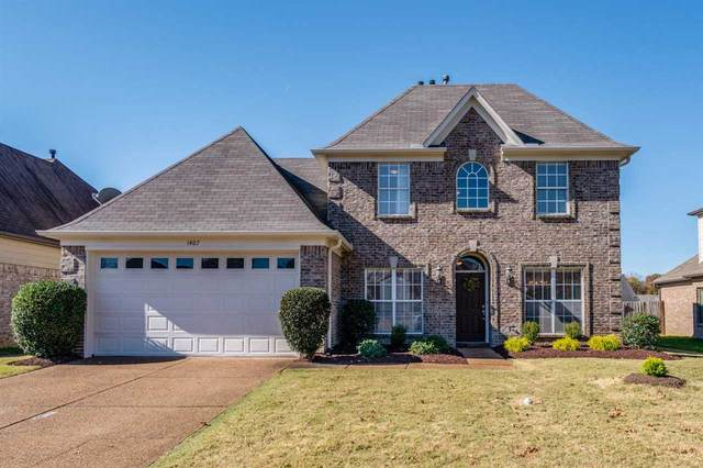 1407 Sawmill Creek Ln, Unincorporated, TN 38016 (#10089127) :: Bryan Realty Group