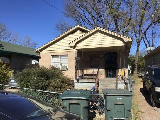 2242 Eldridge Ave, Memphis, TN 38108 (MLS #10089153) :: Gowen Property Group   Keller Williams Realty