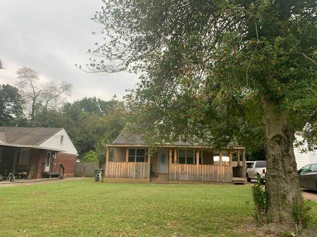 4153 Tutwiler Ave, Memphis, TN 38122 (MLS #10089191) :: The Justin Lance Team of Keller Williams Realty