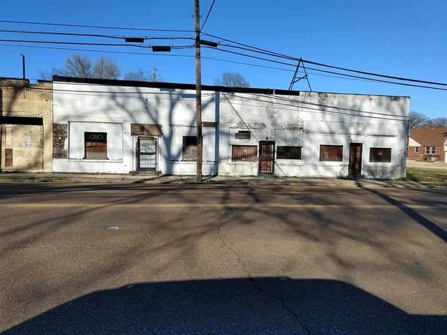 2020 Lamar Ave, Memphis, TN 38114 (#10089210) :: The Home Gurus, Keller Williams Realty