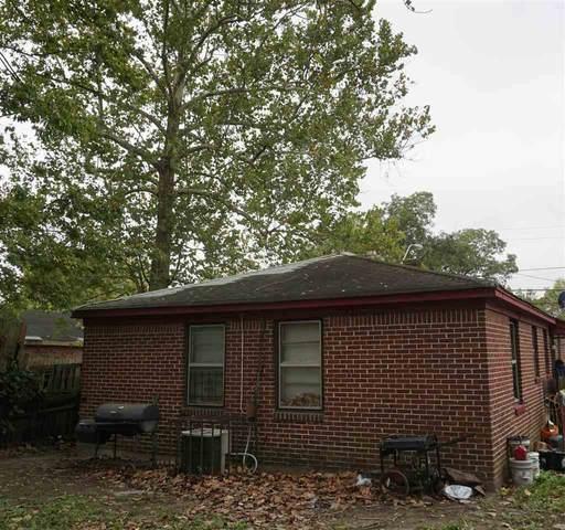 912 N Montgomery St, Memphis, TN 38107 (MLS #10089217) :: Gowen Property Group | Keller Williams Realty
