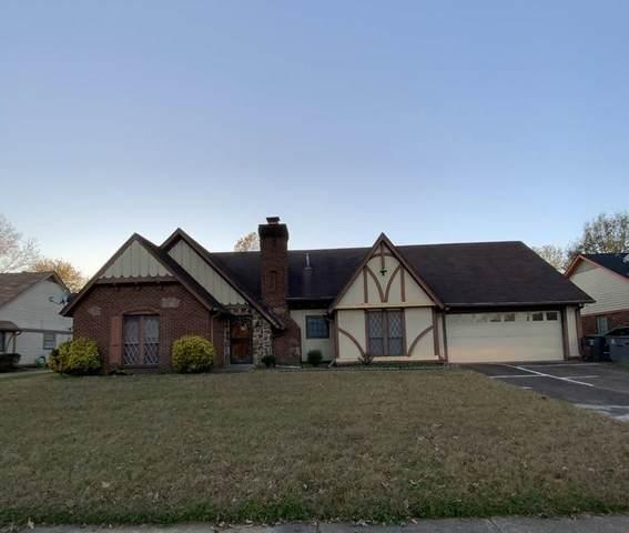 4629 Blandford Dr, Memphis, TN 38141 (#10089307) :: J Hunter Realty