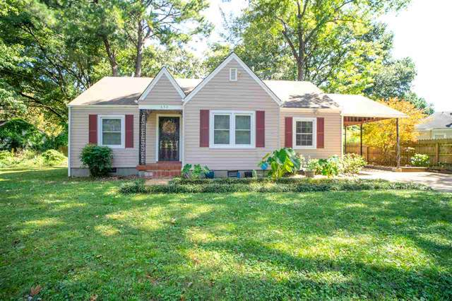 850 Dillworth St, Memphis, TN 38122 (#10089354) :: The Wallace Group - RE/MAX On Point