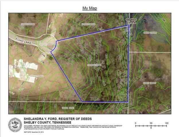 LOT 4 Echo Lake Ln, Germantown, TN 38139 (MLS #10089475) :: The Justin Lance Team of Keller Williams Realty