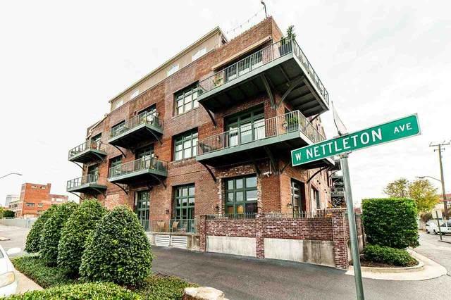 435 S Front St #304, Memphis, TN 38103 (MLS #10089505) :: Gowen Property Group   Keller Williams Realty