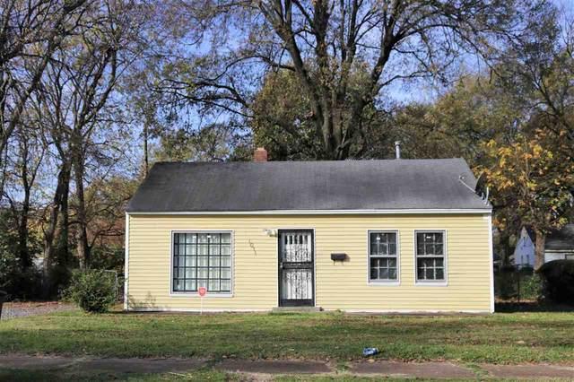 1011 Beverly St, Memphis, TN 38114 (MLS #10089519) :: Gowen Property Group | Keller Williams Realty