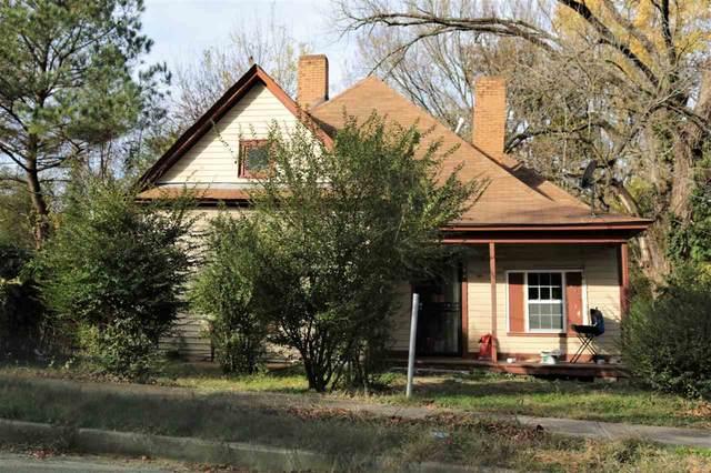 1659 Gaither St, Memphis, TN 38106 (#10089521) :: The Melissa Thompson Team