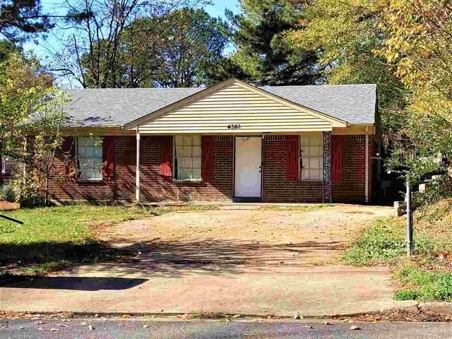4361 Prescott Rd, Memphis, TN 38118 (#10089526) :: All Stars Realty