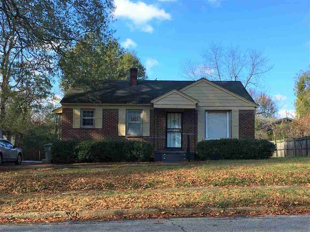 3093 St Charles Dr, Memphis, TN 38127 (MLS #10089528) :: Gowen Property Group | Keller Williams Realty