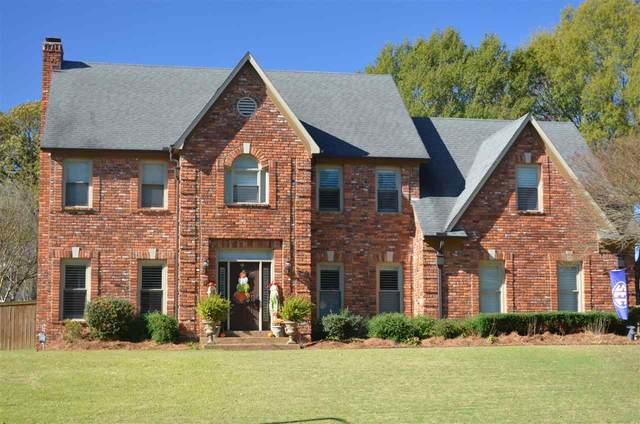 2469 Netherhall Dr, Germantown, TN 38139 (#10089568) :: The Wallace Group - RE/MAX On Point