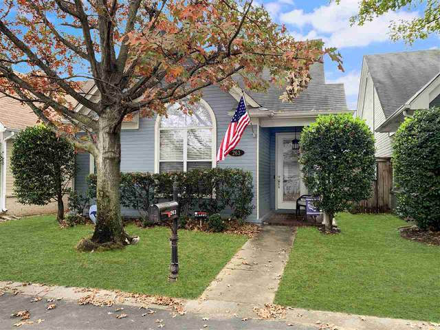 263 Island Village Dr, Memphis, TN 38103 (#10089603) :: The Wallace Group - RE/MAX On Point