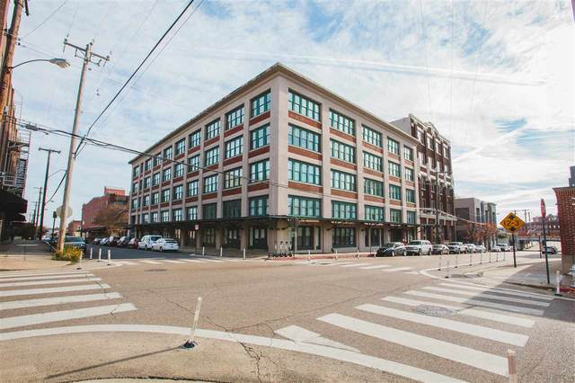 408 S Front St #305, Memphis, TN 38103 (#10089621) :: The Wallace Group - RE/MAX On Point