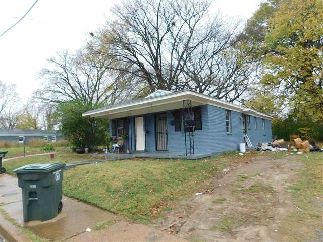 1862 Farrington St, Memphis, TN 38109 (MLS #10089665) :: Gowen Property Group | Keller Williams Realty