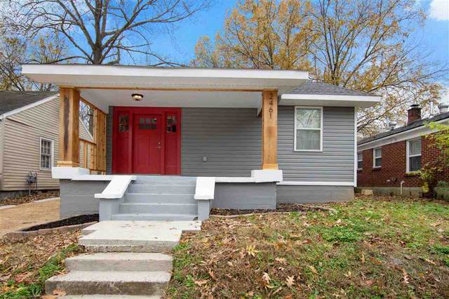2461 Hale Ave, Memphis, TN 38112 (#10089676) :: The Wallace Group - RE/MAX On Point