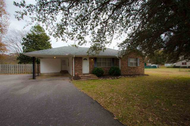 10020 Hwy 76 Hwy, Unincorporated, TN 38068 (#10089695) :: The Wallace Group - RE/MAX On Point