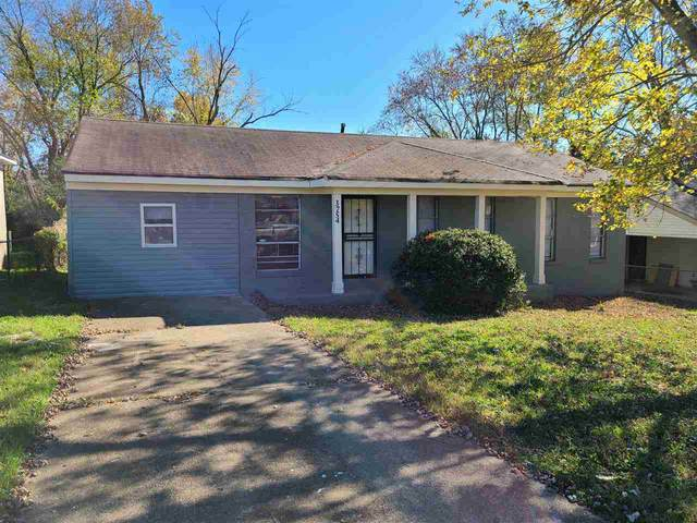 3754 Wolf Trail Dr, Memphis, TN 38128 (MLS #10089708) :: Gowen Property Group | Keller Williams Realty