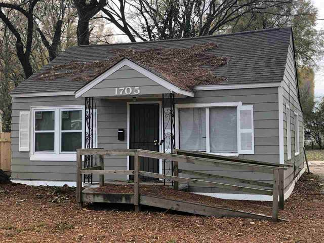 1705 Echles St, Memphis, TN 38111 (#10089777) :: The Wallace Group - RE/MAX On Point