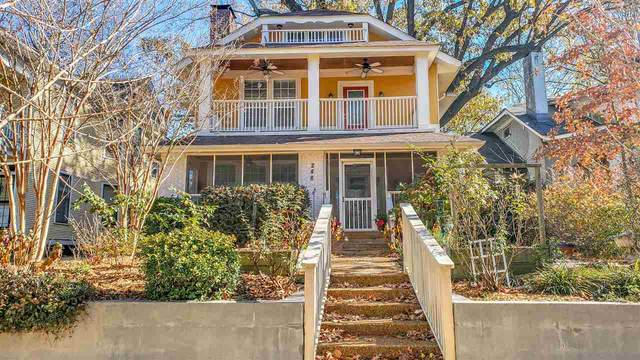 248 N Willett St, Memphis, TN 38112 (#10089778) :: The Melissa Thompson Team