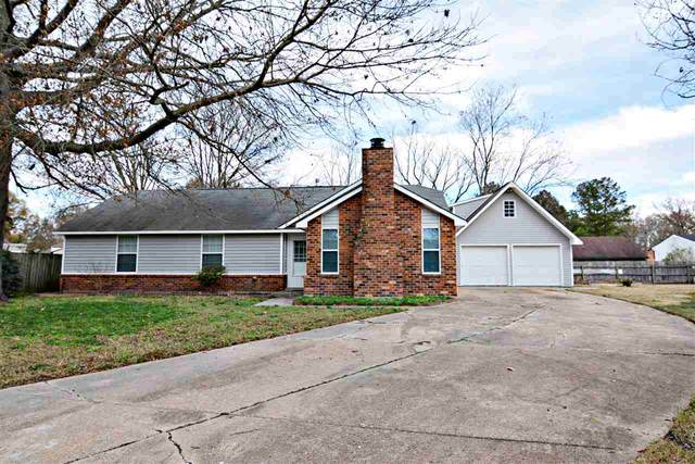 5782 Lake Port Dr, Unincorporated, TN 38053 (MLS #10089811) :: Gowen Property Group | Keller Williams Realty