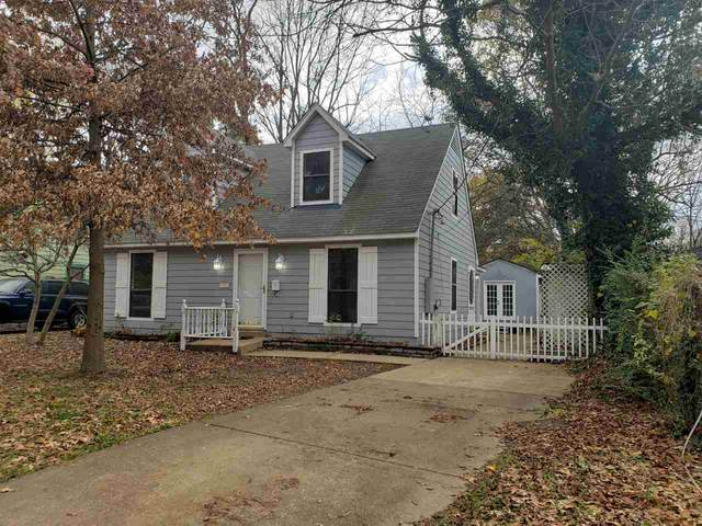 3801 Bowen Ave, Memphis, TN 38122 (#10089852) :: The Wallace Group - RE/MAX On Point