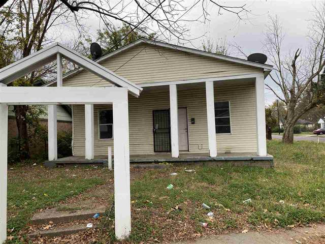 2481 Peres Ave, Memphis, TN 38108 (#10089882) :: RE/MAX Real Estate Experts