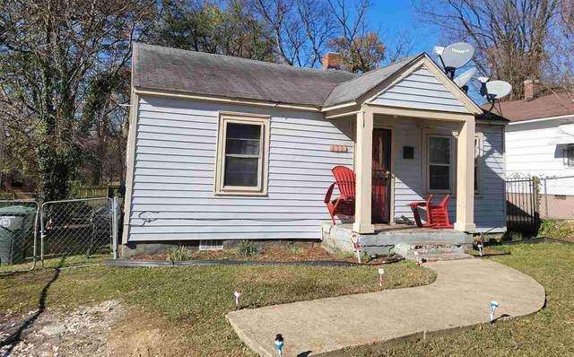 1433 Englewood St, Memphis, TN 38106 (#10090226) :: The Melissa Thompson Team