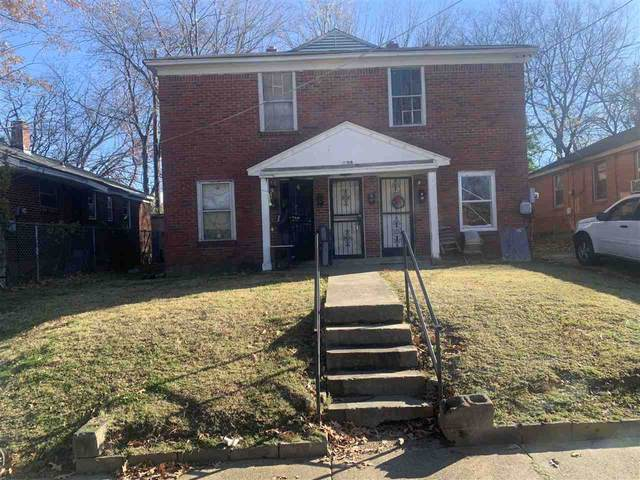 1038 N Claybrook St, Memphis, TN 38107 (#10090245) :: J Hunter Realty