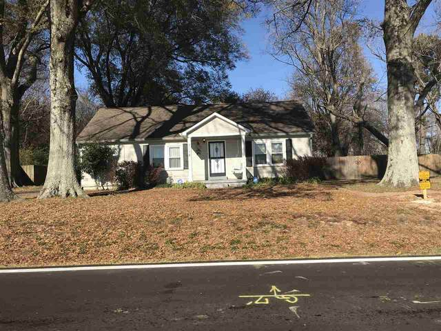 7158 Millington-Arlington Rd, Unincorporated, TN 38053 (#10090304) :: The Wallace Group - RE/MAX On Point