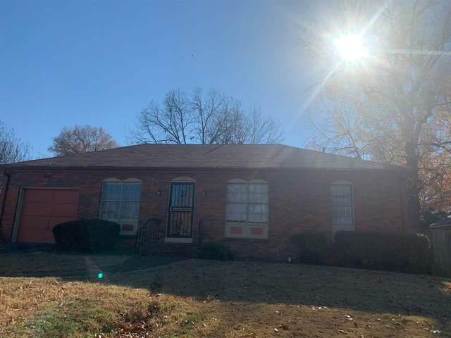 1773 San Bernardo Ave, Memphis, TN 38116 (MLS #10090333) :: The Justin Lance Team of Keller Williams Realty