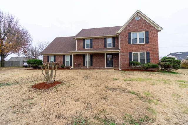 8251 Misty Fields Cv, Unincorporated, TN 38125 (#10090501) :: The Dream Team