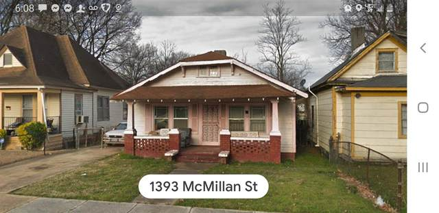 1393 Mcmillan St, Memphis, TN 38106 (#10090563) :: The Wallace Group - RE/MAX On Point