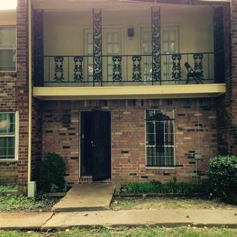 2104 Cedar Way Ct #47, Memphis, TN 38116 (MLS #10090634) :: The Justin Lance Team of Keller Williams Realty