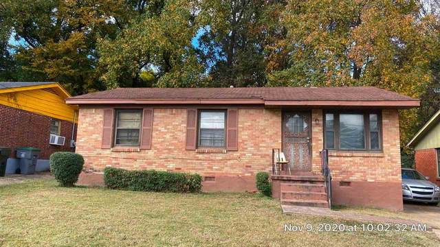 2503 Perry Rd, Memphis, TN 38106 (MLS #10090777) :: The Justin Lance Team of Keller Williams Realty