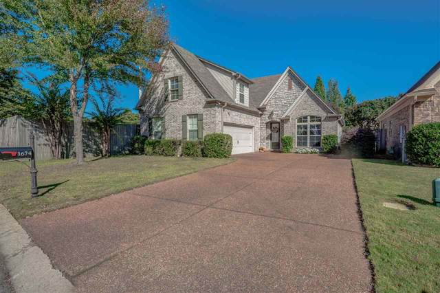 1674 Newton Oak Cir W, Memphis, TN 38117 (#10090849) :: The Wallace Group - RE/MAX On Point