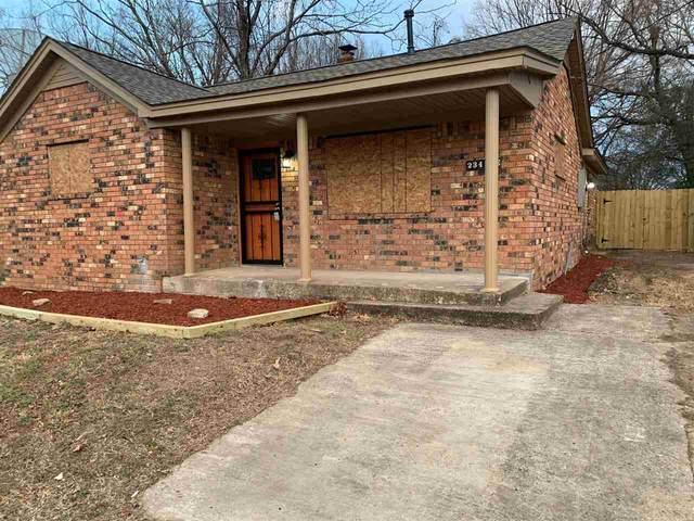2342 E Warren St, Memphis, TN 38106 (#10090937) :: The Wallace Group - RE/MAX On Point