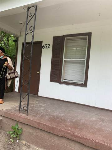 672 Williams Ave, Memphis, TN 38126 (MLS #10091206) :: The Justin Lance Team of Keller Williams Realty
