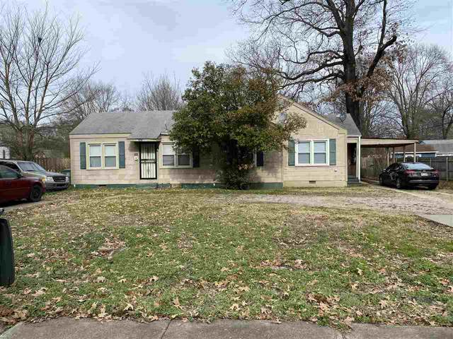 3852 Tutwiler Ave, Memphis, TN 38122 (#10091437) :: The Wallace Group - RE/MAX On Point