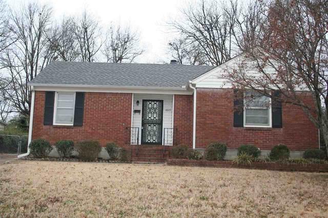 1015 W Janice Cir, Memphis, TN 38122 (#10091527) :: The Melissa Thompson Team