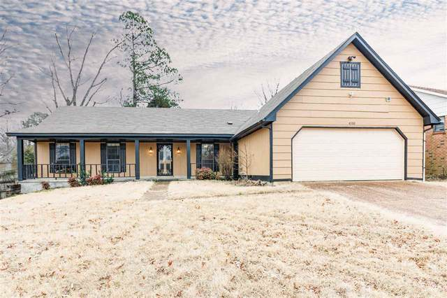 4388 W Hunters Glen St, Unincorporated, TN 38128 (MLS #10091534) :: The Justin Lance Team of Keller Williams Realty