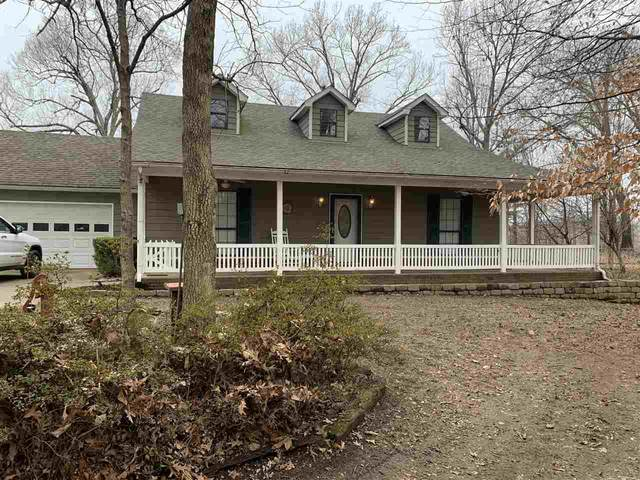 3601 Marshall Rd, Unincorporated, TN 38058 (#10091541) :: The Wallace Group - RE/MAX On Point