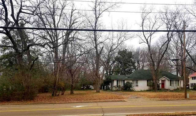 160 E Poplar Ave, Collierville, TN 38017 (MLS #10091542) :: Gowen Property Group | Keller Williams Realty