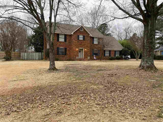 7971 Cedar Lake Dr, Germantown, TN 38138 (#10091549) :: The Wallace Group - RE/MAX On Point