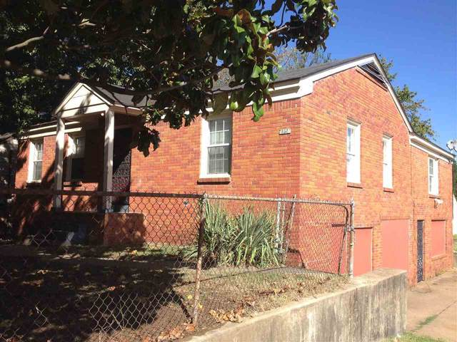 1756 Dellwood Ave, Memphis, TN 38127 (MLS #10091557) :: The Justin Lance Team of Keller Williams Realty