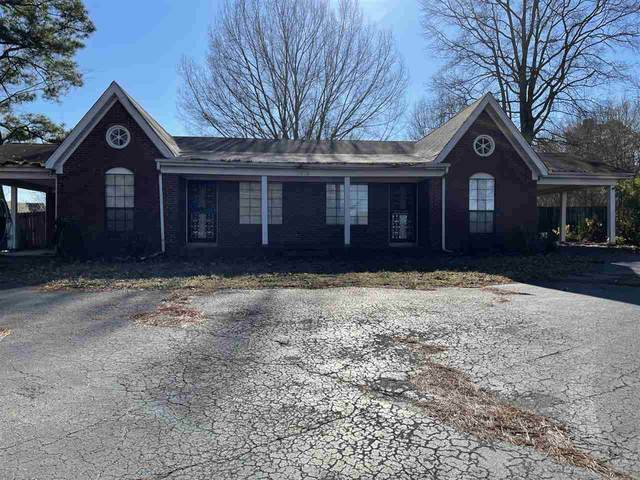 7415 Macon Rd, Unincorporated, TN 38018 (#10091642) :: The Home Gurus, Keller Williams Realty