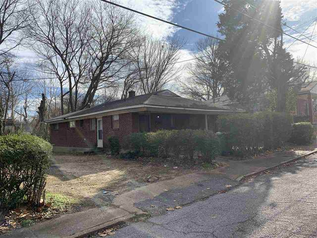 852 N Montgomery St, Memphis, TN 38107 (#10091719) :: RE/MAX Real Estate Experts