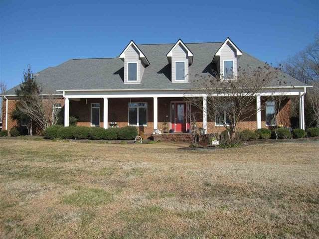 820 Old State Line Dr, Unincorporated, TN 38057 (MLS #10091727) :: The Justin Lance Team of Keller Williams Realty
